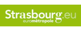 Logo Strasbourg.eu Eurométropole