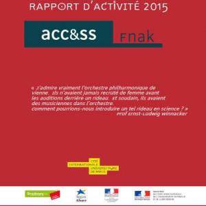 Rapport annuel FnAK 2015