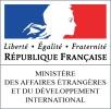 Logo Ministère des Affaires Etrangères et du Développement International
