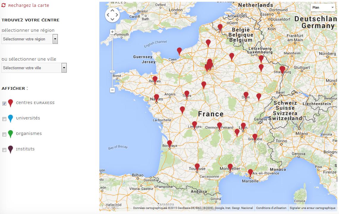 Vos Relais : France